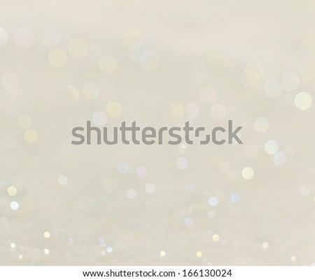 Beautiful clean white background with soft colorful sparkles - stock photo
