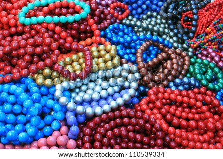 beautiful color asian jewellery