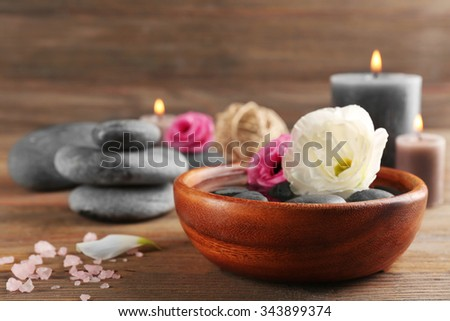 lighting a bowl. Lighting A Bowl. Delighful Bowl Beautiful Composition Of Aroma Candle With Pebbles D