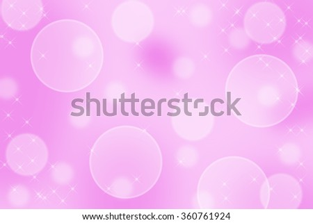 Beautiful elegant abstract background with bokeh defocused lights design - stock photo