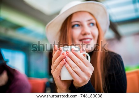 Young Woman Coughing During Winter On Stock Photo 705175750 - Shutterstock