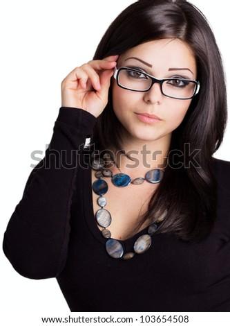 Coaching with Daree - Daree Allen Girl glasses sexy pic foto