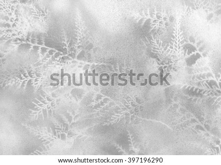Beautiful hand drawn  background. - stock photo