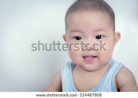 beautiful happy baby,smiling cute baby,lovely baby,asian baby,thailand baby boy,china baby boy
