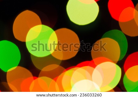 beautiful holiday background color bokeh lights