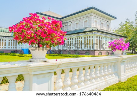 Beautiful home exterior - stock photo