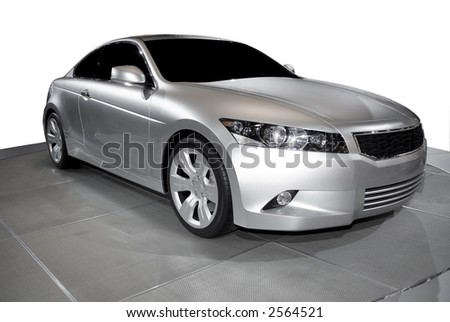 Beautiful  Honda Accord Concept coupe car. Look in my gallery for more car photos like this.