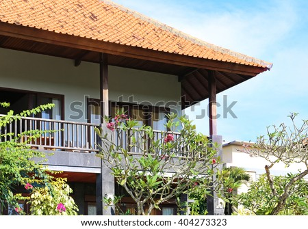 Barbados house stock photos royalty free images - Beautiful houses with balcony ...