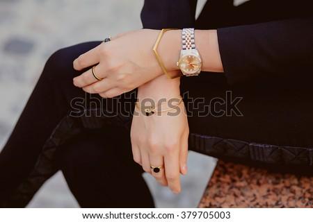 Bracelet Stock Photos, Royalty-Free Images & Vectors ...