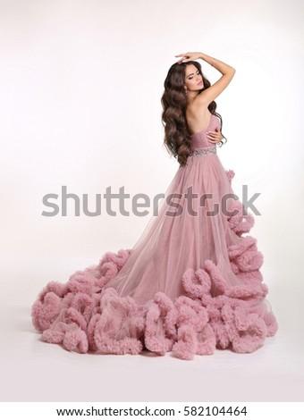 Lush clothing long dress