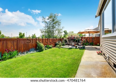 Garden stock images royalty free images vectors for Landscape design usa