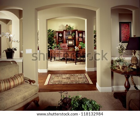 Interior Arch Stock Photos Images Pictures Shutterstock