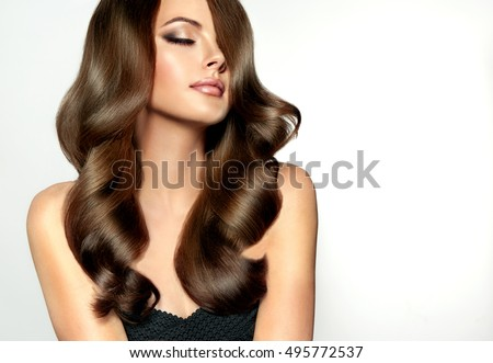 Hair Stock Images RoyaltyFree Images Vectors Shutterstock - Haircut girl model