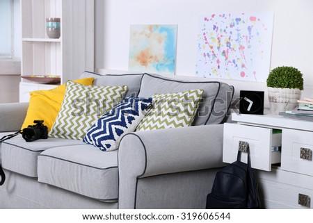 Beautiful Modern Living Room Part 53