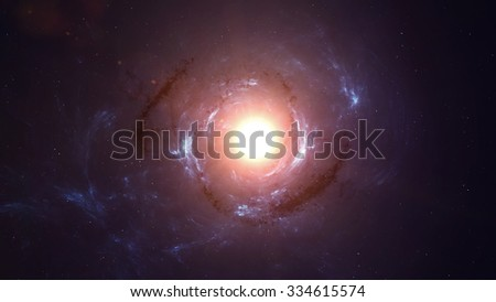 Beautiful Nebula and Deep sky Object. Elements of this image furnished by NASA