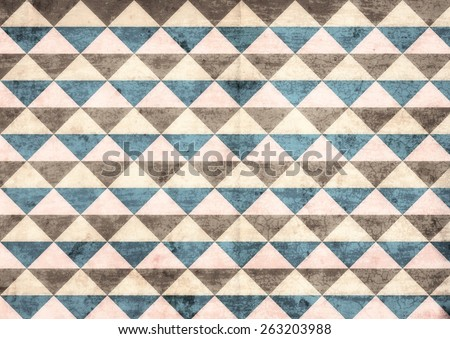 beautiful pattern - stock photo