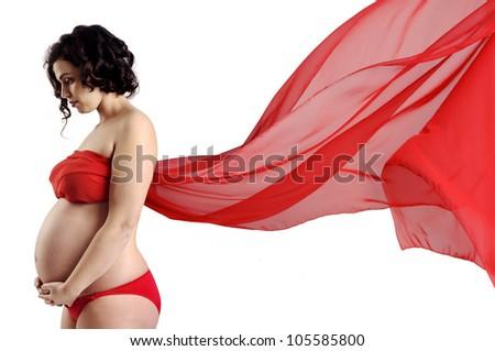 Scarf Pregnant Women 14
