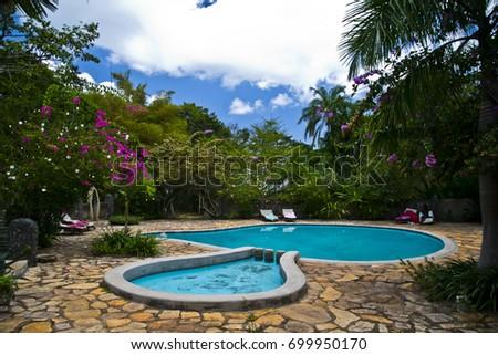 Beautiful Private Swimming Pool