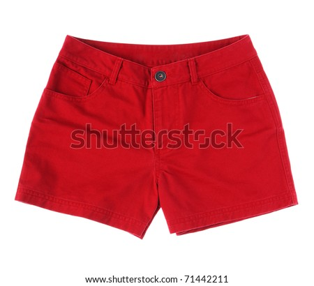 Red Shorts Stock Images, Royalty-Free Images & Vectors | Shutterstock
