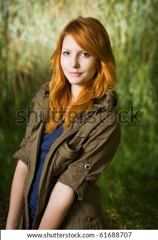 Redhead Teen Tube
