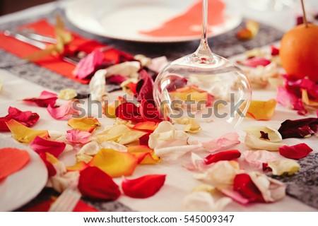bảng lãng mạn đẹp, ngày lễ tình nhân, buổi tối nhẹ nhàng