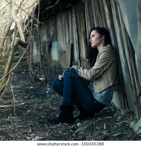 Stock Images similar to ID 114300748 - beautiful lonely ...