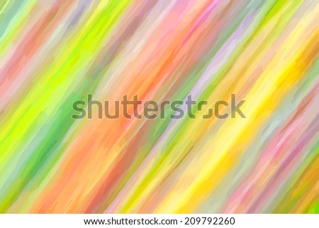 Beautiful semitransparent abstract multicolored background. Modern nature design. Web and mobile template. Illustration for your presentation design. - stock photo