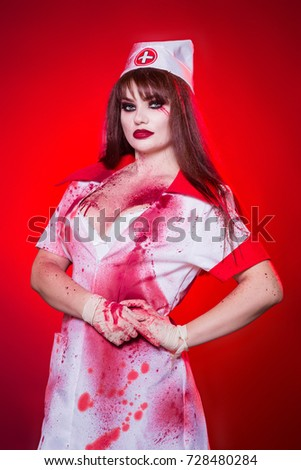 https://thumb1.shutterstock.com/display_pic_with_logo/179694804/728480284/stock-photo-beautiful-sexy-a-woman-in-a-nurse-s-suit-with-a-large-notch-on-the-chest-the-girl-in-the-728480284.jpg