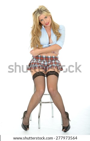 Mini Skirt Stock Images, Royalty-Free Images & Vectors | Shutterstock