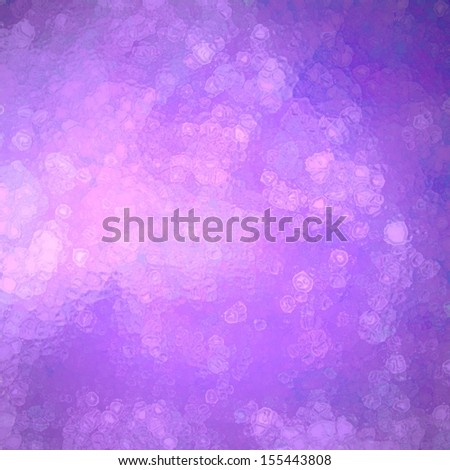 beautiful shiny white Christmas tree lights shining, abstract purple background with glassy texture, glass blur bokeh lights are defocused, glittery background, holiday glitter background, night sky - stock photo
