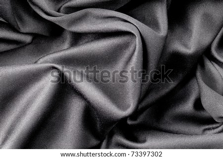 Beautiful silver fabric