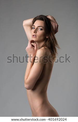 Slender Nude Women 39