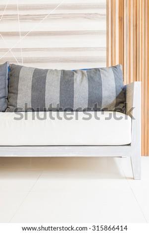 Beautiful Sofa decoration interior room