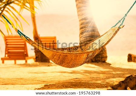 beautiful sunset sea on the Philippine island luxury amazing  fresh  fantastic freedom snorkel adventure   - stock photo