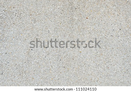 Beautiful texture background, colorful stone wall with red bricks here and there - stock photo