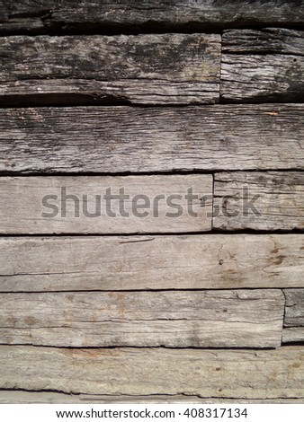 Beautiful timber wall background