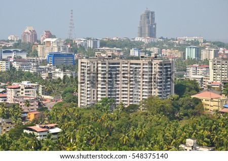 Clean green and beautification of dhaka