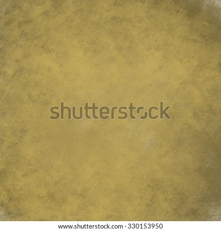 beautiful warm brown and gold background parchment or paper with peach and pink tones, streaky old grunge texture, highlights or middle spotlight, darkened corners and edges, and copy space - stock photo