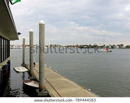 Beautiful Water View of Naples Bay Florida