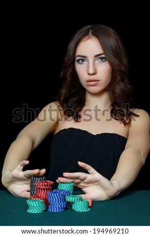 Most beautiful poker chips