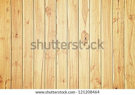 Beautiful wood texture background - stock photo