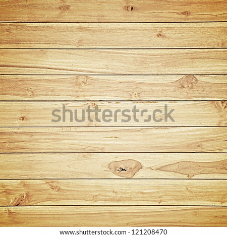 Beautiful wood texture background - stock photo