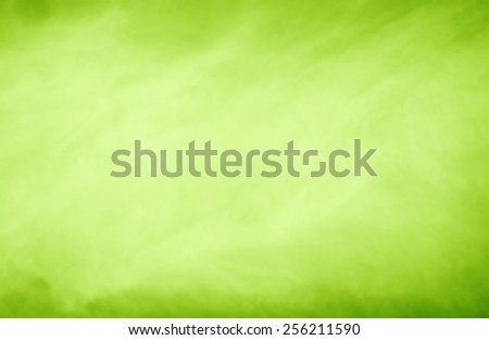 Beautiful yellow and green blurred Easter abstract background.  - stock photo