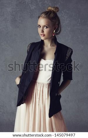 blazer woman