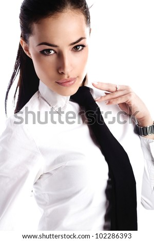 White Shirt Tie Stock Images, Royalty-Free Images & Vectors ...