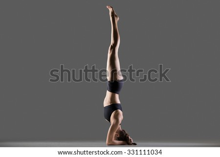 headstand stock images royaltyfree images  vectors