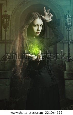 Hope, you Sorceress casting spell obvious, you