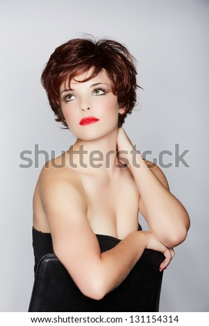 Related Pictures short red hairstyles are popular choice of girls ...
