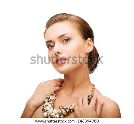 Statement Photo Beautiful Woman 117