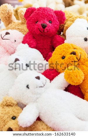 Beauty bear dolls for your gift